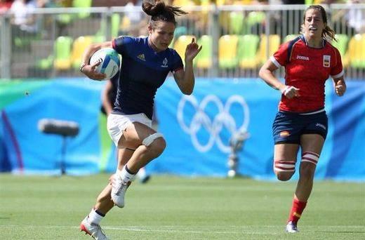 Las 'Leonas' debutan en los Juegos con una contundente derrota ante Francia (24-7)