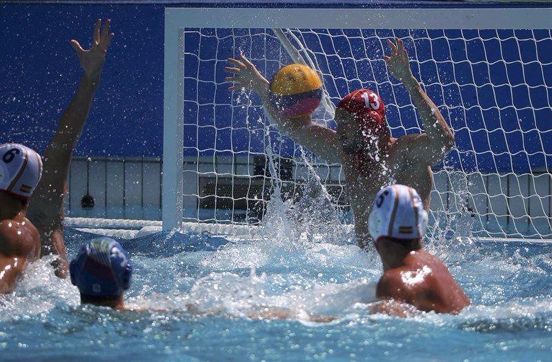 La selección de Waterpolo desaprovecha su ventaja frente a Italia (8-9)
