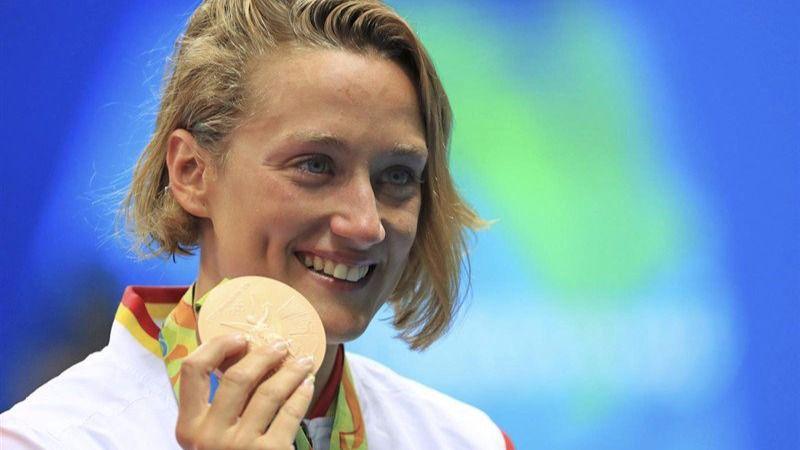 Mireia Belmonte abre el medallero con un bronce que sabe a poco