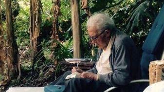 Fallece el filósofo Gustavo Bueno a los 91 años... el viernes enterró a su mujer