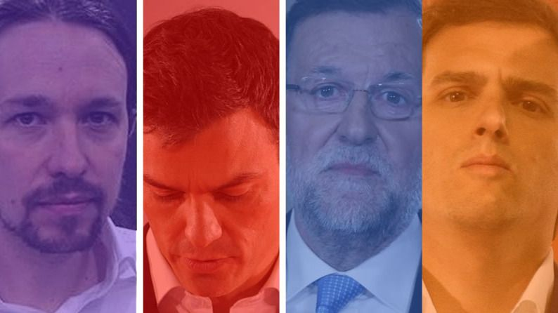 Llega hoy una encuesta que podría cambiar las intenciones de Rajoy y Sánchez de cara a la investidura