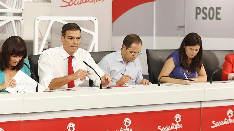 ¿Dejan de presionar a Sánchez los barones socialistas para que se abstenga en la investidura?