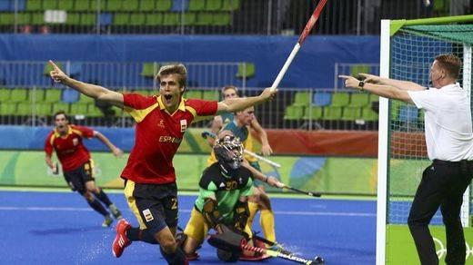 La Roja de hockey hierba da la campanada al imponerse a Australia, actual campeona del mundo (1-0)