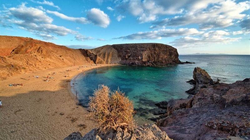 Todo a punto para 'estrenar' en Lanzarote el paseo marítimo más largo del mundo, con 26Km