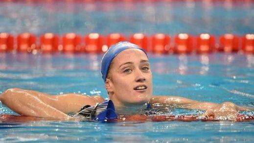 Mireia Belmonte se queda fuera de la final de los 200 metros estilos