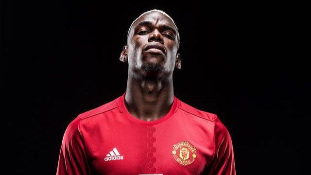 Adiós al culebrón futbolero del verano: Pogba ya es del Manchester United