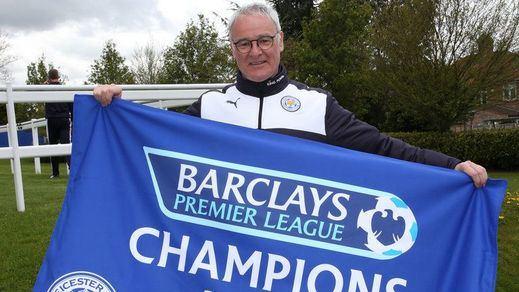 El campeón Leicester renueva a Rainieri, su técnico 'milagro'