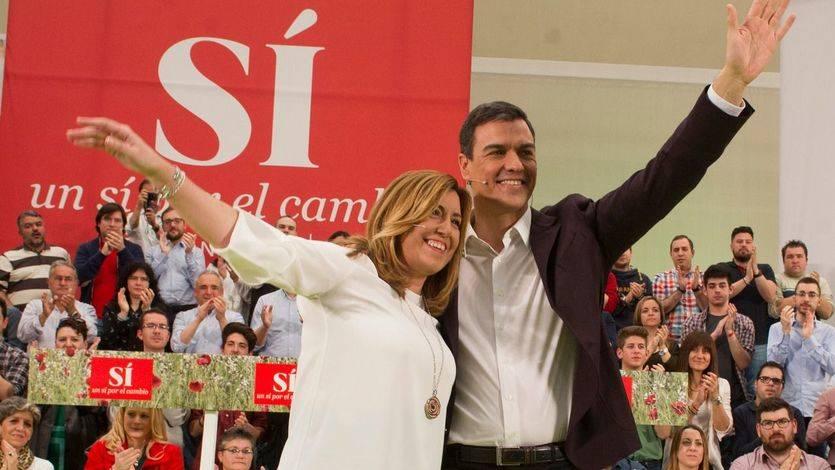 Posibilidades de que el PSOE cambie su postura sobre la investidura de Rajoy: Sánchez y Díaz callan, no así sus 'segundos'