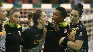 Las 'guerreras' de balonmano en los JJOO de Río