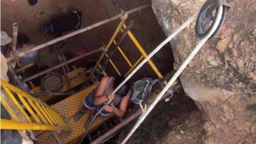Hallan los primeros fósiles de hombre Neandertal de, al menos, 65.000 años de antigüedad