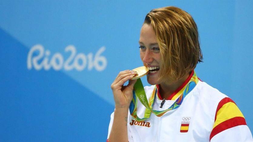 Mireia Belmonte, el oro de España: campeona en 200 mariposa: 'Es la recompensa a mi vida'