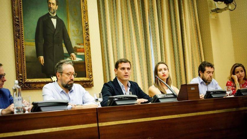 Rivera se fija un nuevo límite: 'En ningún caso formaremos parte de un Gobierno de Rajoy'