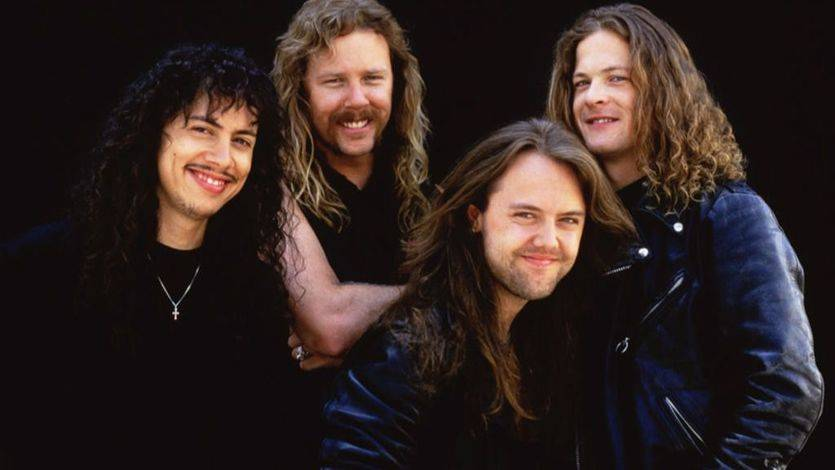 25 años del 'disco negro' de Metallica: una especie de monstruo