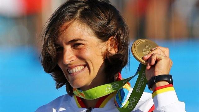 Maialen Chourraut se da un baño de oro en la final del slalom K1 femenino y nos regala la tercera medalla