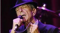 Leonard Cohen anuncia nuevo disco para otoño, 'You want it darker'