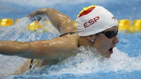 A Mireia se le escapa su tercera medalla en Río a pesar del récord de España