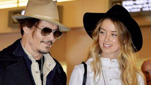 Un vídeo destapa una dura discusión entre Johnny Depp y Amber Heard en plena denuncia de malos tratos
