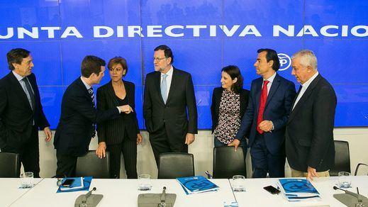 Rajoy, a la espera del Comité Ejecutivo, insta a ser
