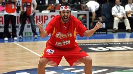 La 'Bomba' Navarro hace historia en Río: ya es el jugador español con más partidos en Juegos Olímpicos
