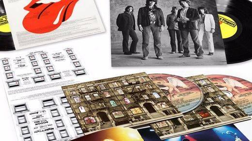 Las mejores reediciones de discos: del CD al vinilo