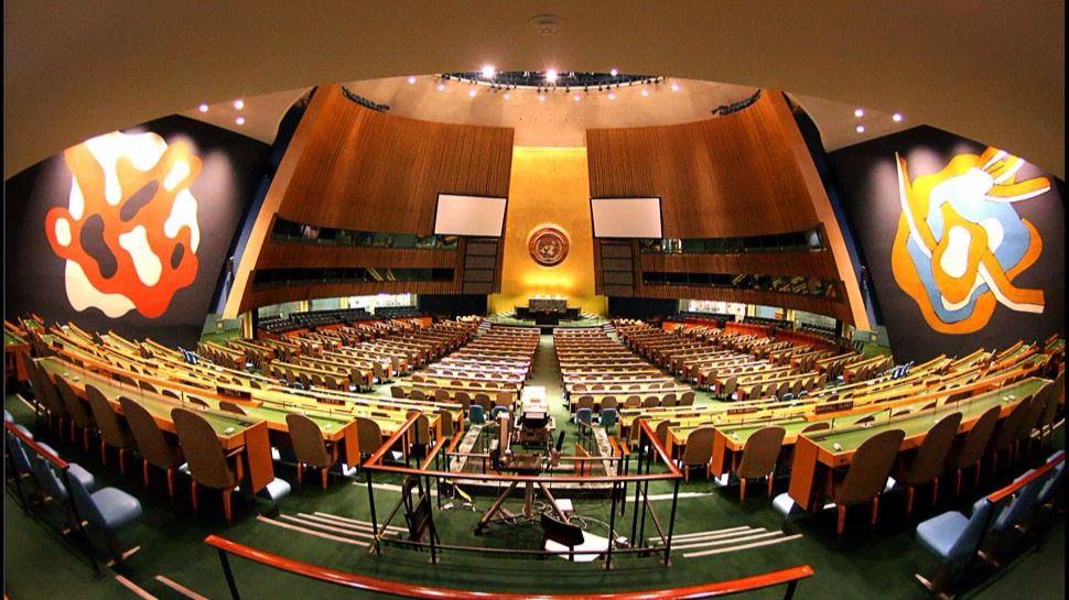 Organización de Naciones Unidas: la voluntad de cambiar el mundo