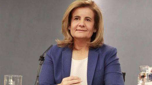 Fátima Báñez asumirá las funciones de Sanidad tras la renuncia de Alonso