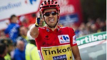 Contador no se esconde: su objetivo es 'luchar por la victoria' en la Vuelta