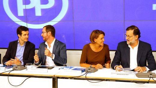 Rajoy se da más tiempo para negociar con Ciudadanos y presionar al PSOE