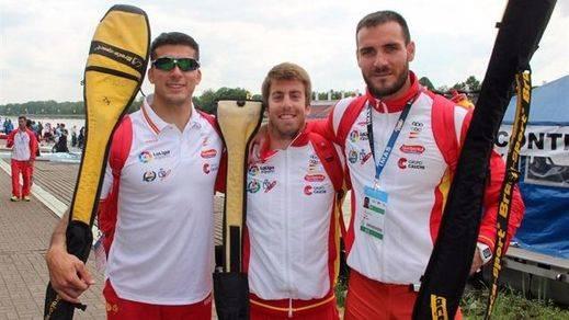 Piragüismo: tanto la pareja Craviotto-Toro como Benavides se cuelan en sus respectivas finales