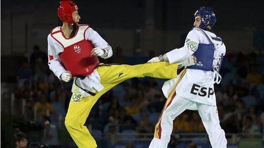 Taekwondista español Jesús Tortosa