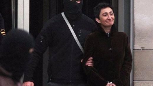 Tras la polémica de Otegi llega la de Elena Beloki: la etarra cerrará la lista de EH Bildu días después de salir de prisión