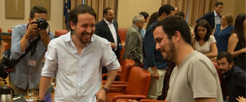 Iglesias admite nuevos contactos con Sánchez sobre la necesidad de una alternativa