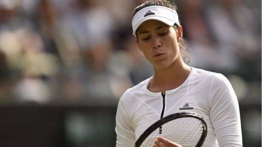 Muguruza critica que 'cuando se habla de mujer y deporte' todo se reduce a ver 'si es bonita o no'