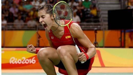 Carolina Marín asegura una nueva medalla para España: directa a una final que sabe a oro