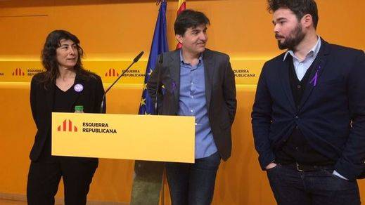 ERC anima a PSOE y Podemos a fraguar una alternativa a Rajoy