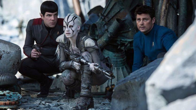 'Star Trek: Más allá': entretenida, pero mil veces vista