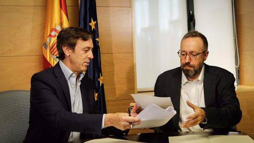 Ciudadanos acude sin líneas rojas a una negociación poco exhaustiva con el PP