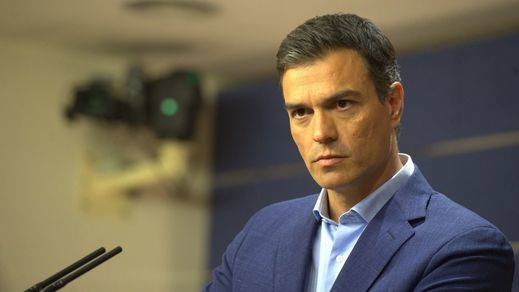Sánchez votará 'no' a Rajoy y a sus hipotéticos Presupuestos