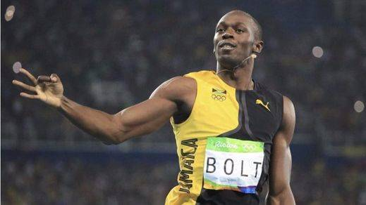 Usain Bolt, nueve oros en tres Juegos, presume ya de leyenda en el Olimpo de la velocidad