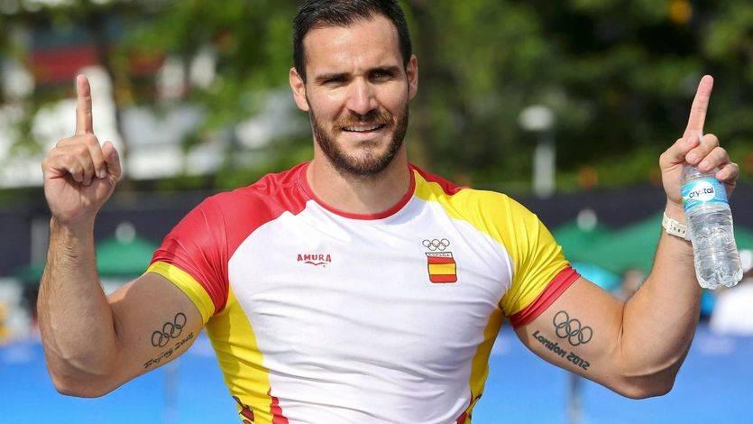 Saúl Craviotto hace doblete en Río con el bronce en K-1 200