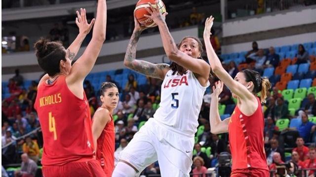 España lo intenta ante las imbatibles estadounidenses (72-101) y hace historia con una plata olímpica que sabe a oro