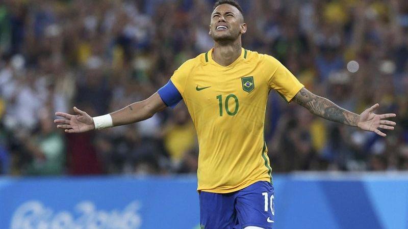 Neymar dirige a Brasil al oro olímpico tras sentenciar a Alemania en los penaltis
