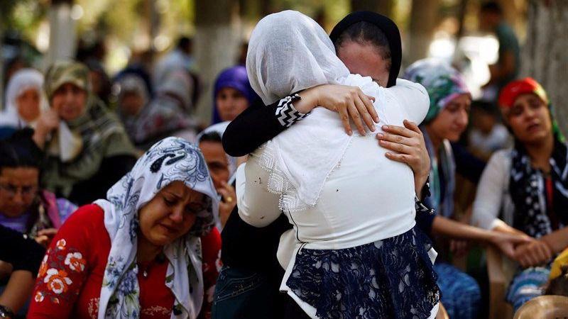 Erdogan señala a un chaval de 12 o 14 años como el suicida que ha matado a medio centenar de personas en Gaziantep