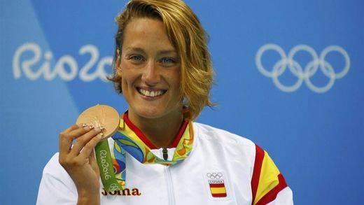 España cumplió en Río con sus 17 medallas, las mismas que en Londres pero con el doble de oros