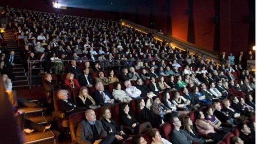 Una película con sabor agridulce: menos salas de cine pero más recaudación en 2015