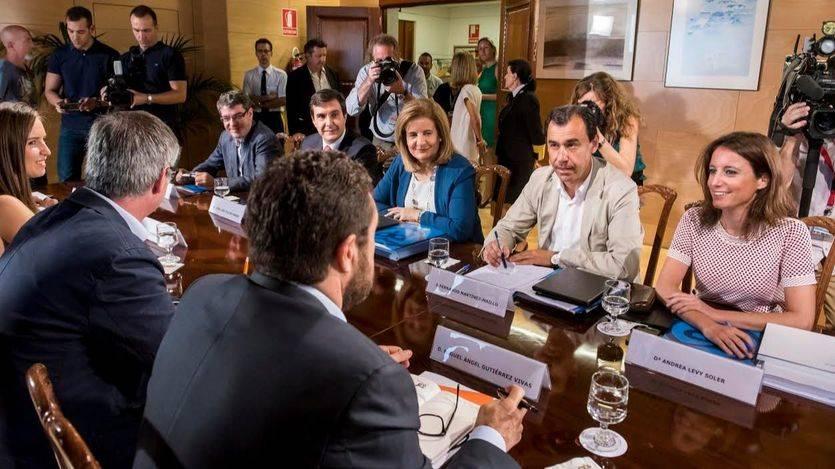 El PP señala que no hay 'ningún obstáculo insalvable' para lograr el apoyo de Ciudadanos