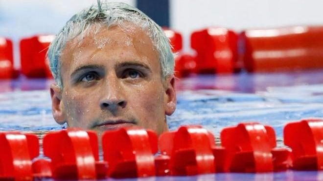 Una mentira que vale 50.000 dólares: el nadador olímpico Ryan Lochte pierde el patrocinio de 'Speedo'