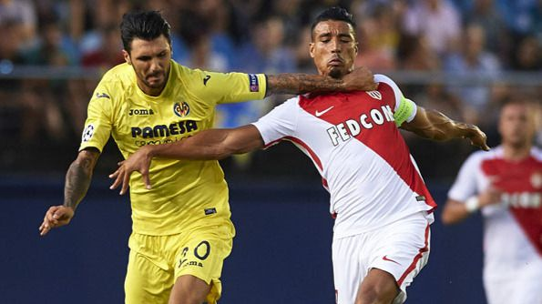 Champions: el 'submarino' se hunde en Mónaco y queda fuera de la competición (1-0)