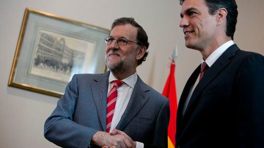 El PSOE denuncia el doble rasero de quienes presionan para facilitar la investidura de Rajoy