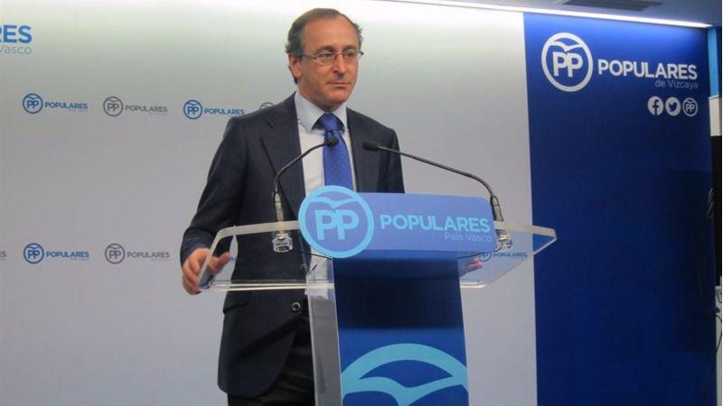 Presidente del PP vasco